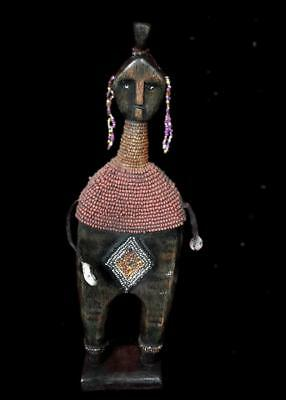 Beautiful  Tribal Namji Fertility Doll    ---  Cameroon