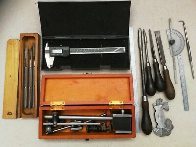 Engineering tools, Moore & Wright, Mitutoyo, Eclipse