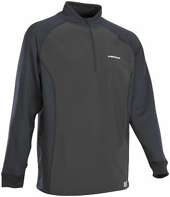 Firstgear Men's 37.5 Cold Riding Basegear Fleece Lined Thermal Underlayer Top