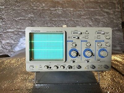 Kenwood CS-4135A Analog Oscilloscope 40 MHz 2 Channel