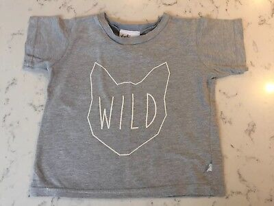 Tobias & The Bear Wild design T-shirt 18-24 Months