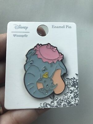 disney dumbo and his mom mrs jumbo pin loungefly new on card