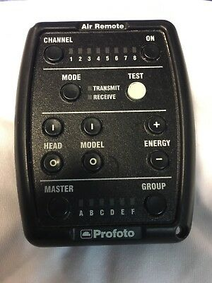Profoto Air Remote Works Great and in Very Good Condition!