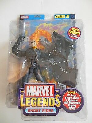 Marvel Legends GHOST RIDER SERIES 3  NIP
