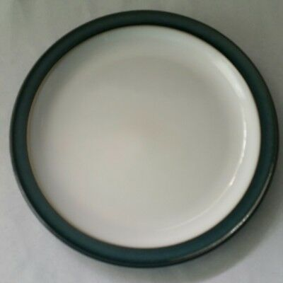 Denby England Greenwich Bread & Butter Side Plate(S) Green 6 3/4""