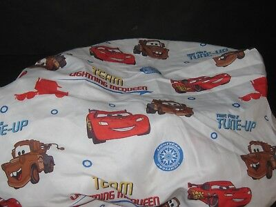 Disney Cars Baby Fitted Crib Sheet