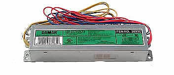 Replacement Ballast For Hatch Lighting Hl432Bis/uv/he/w, Howard E4/32Is-120Sc