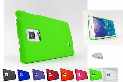for Samsung Galaxy Note EDGE Hard Matte Snap-On Case Cover Accessory+PryTool