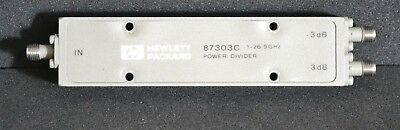 Agilent Keysight 87303C 2-Way Microwave Power Divider 1-26.5GHz, Two Available