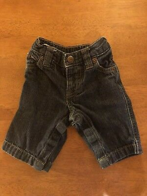 Baby GAP Jeans 0-3 Months Boys/Girls Denim