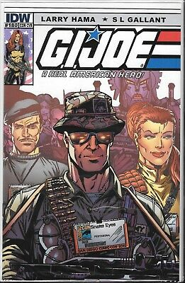 GI Joe SDCC Convention comic con 180 exclusive variant cover 2012 g i san diego