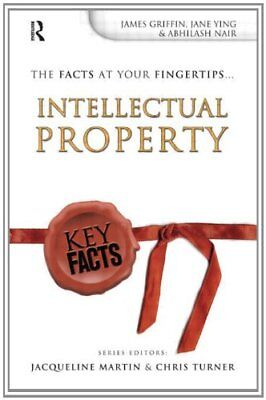 Key Facts: Intellectual Property, Griffin, Jin, Nair 9780340940273 New**