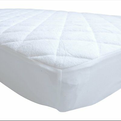 Pack N Play Crib Mattress Pad Cover Fits Pack and Play or Mini Portable Crib and