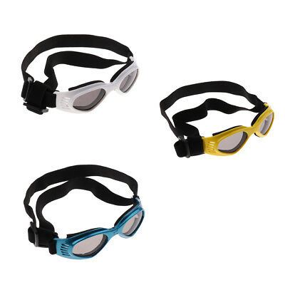 Portable Sunglasses Small Medium Dog Goggles UV Glasses Eye Wear Protection