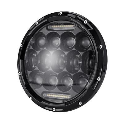 7inch H4-H13 High-Low Beam Round 4x4 DRL Headlight Offroad LED Driving Light
