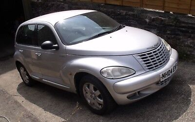 PT Cruiser 2.2 CRD  2004 no reserve Out of Mot, ( NOT BEEN FOR MOT )  S. Wales