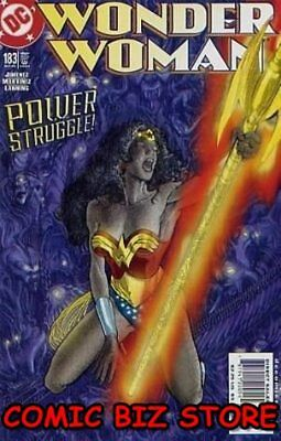Wonder Woman #183 (2002) 1St Printing Bagged & Boarded Dc