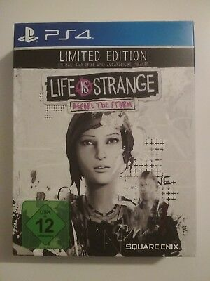 Life Is Strange: Before The Storm - Limited Edition (Sony PlayStation 4, 2018)