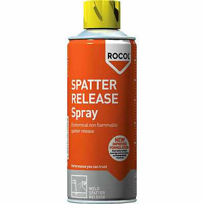 Rocol Welders Anti Spatter Release Spray 300ml