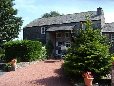 Higher Barn self catering accommodation