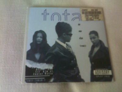 Total - No One Else (Remix) - 2 Track R&b Cd Single