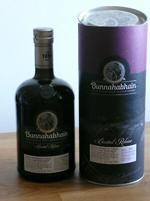 Bunnahabhain Moine Bordeaux Red Wine Cask - Limited Release 2008 - 2018 58,1%