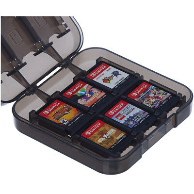 24 in 1 Game Card Storage Case Holder Box Organizer for Nintendo Switch NS