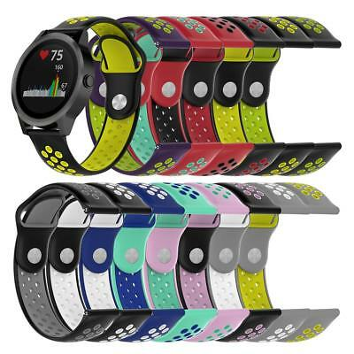 Band Bracelet Wrist Belt for Garmin Vivoactive 3 Vivomove HR Smart Sport Watch