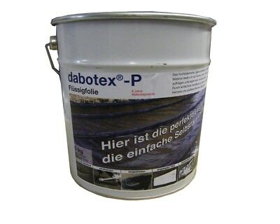 10 kg Liquid for Flat Roofs, Roof Coating
