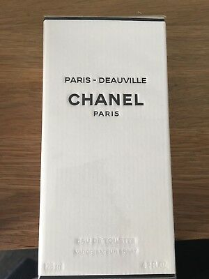 Chanel Les Eaux Paris-Deauville EdT 125ml