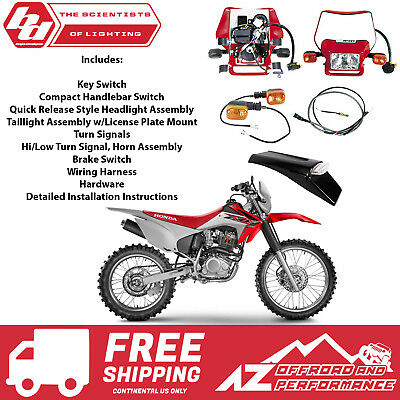 BAJA DESIGNS | Dual Sport Kit, CRF230F & CRF150F ('06-ON) |