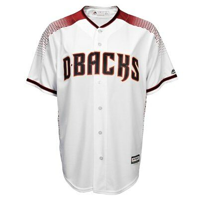 Arizona Diamondbacks Majestic Athletic Cool Base Home Baseball Jersey