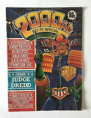 2000 AD Sci-Fi Special #8 - 1985