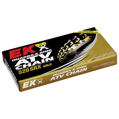 EK Chains 701-520SRX-90 For 2007 Suzuki LT-Z400 QuadSport Z