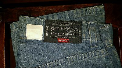 levi's 444 summer colored denim mis 42 ITA Strauss vintage clothing