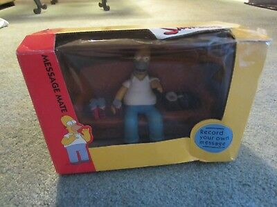 Simpsons Homer Tv Message Mate By Wesco 2001