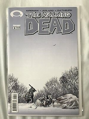 The Walking Dead #8 (May 2004, Image) 9.0+