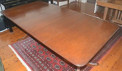 Extension Dining Table - Regency - excellent piece