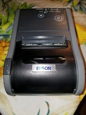 Epson TM-P60 Mobile Thermal Wireless Printer, Great Condition!