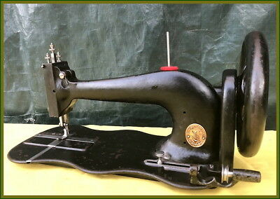 Rare~Antique Singer Model 13 -Light Industrial Fiddle Base- Sewing Machine ~1879
