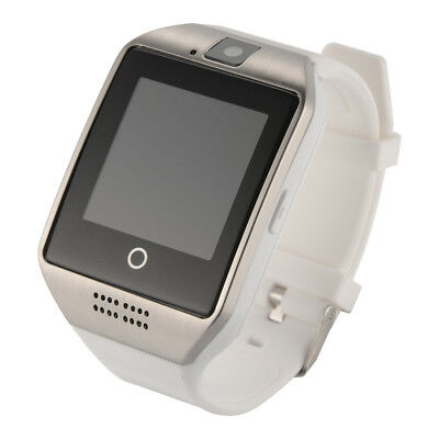 Q18 Bluetooth Smart Watch Phone w/ Camera SIM Slot For Android IOS Phone AC1121