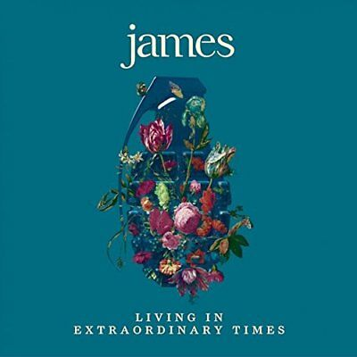 James Living In Extraordinary Times Cd 2018