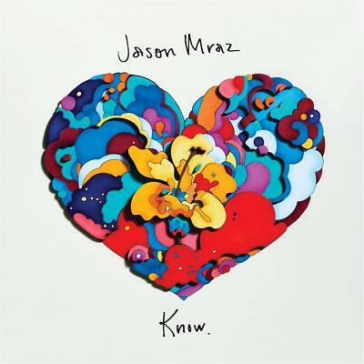 Jason Mraz Know. Cd 2018