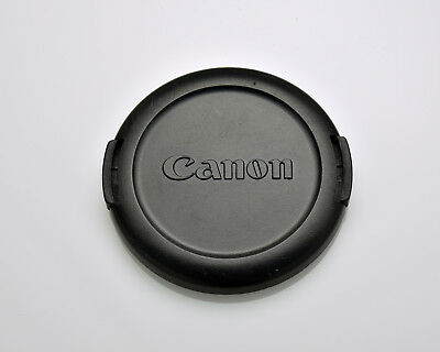 Canon EOS E 58mm Snap-On Front Lens Cap 18-55 55-250 75-300 100 50/1.4 (#3312)