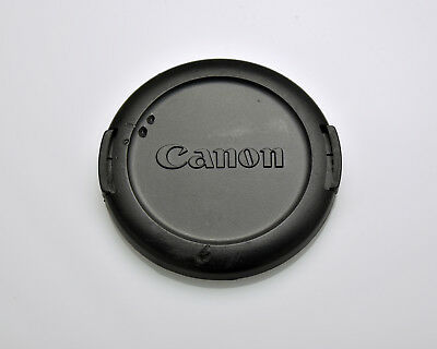 Canon EOS E 58mm Snap-On Front Lens Cap 18-55 55-250 75-300 100 50/1.4 (#3313)