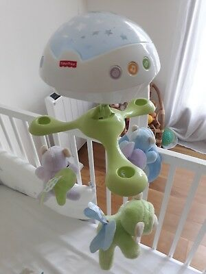 Fisher Price ...Mobile doux rêves Papillons...