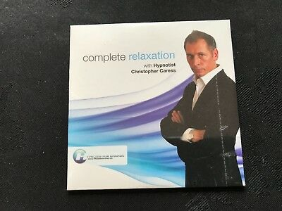 Christopher Caress complete relaxation  CD
