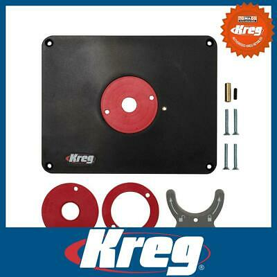 Kreg prs4034 precision router table insert plate predrilled triton kreg prs4034 precision router table insert plate predrilled triton mof001 tra001 keyboard keysfo Images