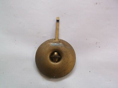 Smiths Pendulum From An Old  Mantel Clock  85G