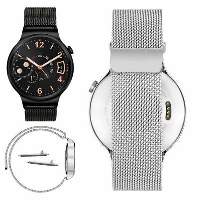 Milanese Bracelet Wrist Watch Band Strap For Huawei Smart Watch Magnetic 18mm